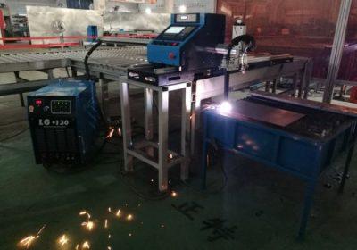 F2100 cnc controller cnc plasma ਕੱਟਣ ਵਾਲੀ ਮਸ਼ੀਨ ਨਾਲ ਵੱਡੇ ਪਾਵਰ 200a